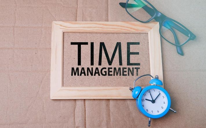 The importance of time management in personal growth.