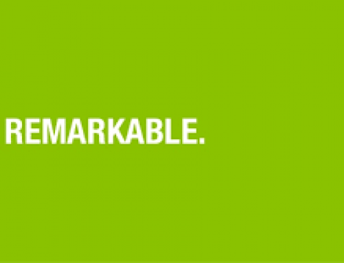 Webinar: Be Remarkable