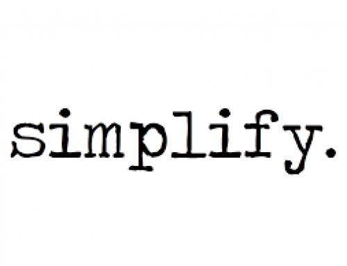 7 Ways to Simplify Your Business